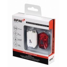 INFINI ZESTAW LAVA SET White USB