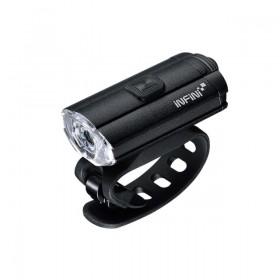 INFINI LAMPA PRZEDNIA TRON 100 Black USB