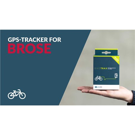 GPS-Tracker for Brose