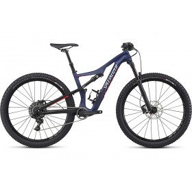WOMEN'S CAMBER COMP CARBON 650B 2017
