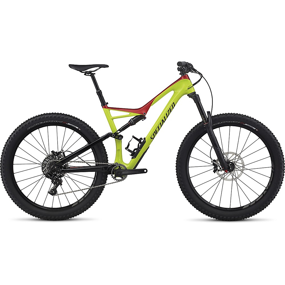 STUMPJUMPER FSR COMP CARBON 6FATTIE 2017